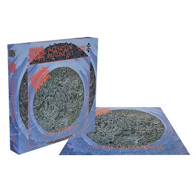 MORBID ANGEL - 'Altars Of Madness' Puzzle