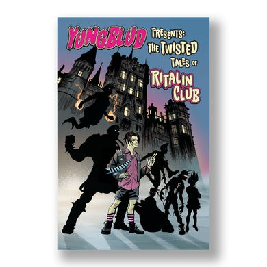 YUNGBLUD - The Twisted Tales Of The Ritalin Club