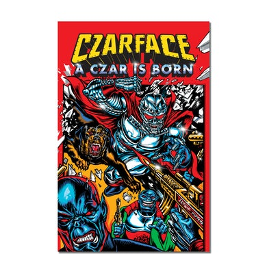 A Czar is Born Graphic Novel