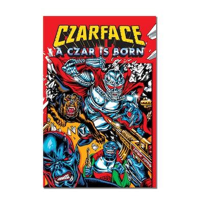 Czarface: A Czar is Born Graphic Novel
