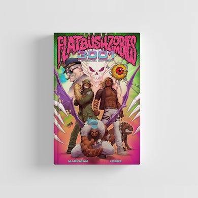 Flatbush Zombies - 3001: A Prequel Odyssey