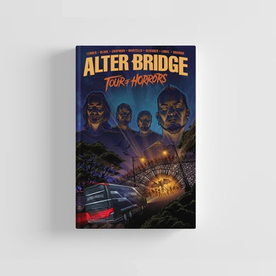 Alter Bridge: Tour of Horrors