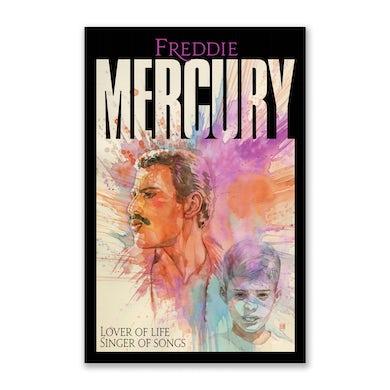 Queen Freddie Mercury: Lover of Life, Singer of Songs