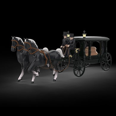 ABIGAIL 18th Century Hearse (Limited Edition)