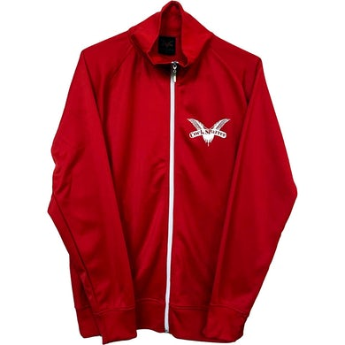 Track Jacket - Red - XL