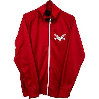 Cock Sparrer - Track Jacket - Red - XL