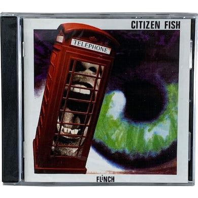 Subhumans CItizen Fish - Flinch - CD