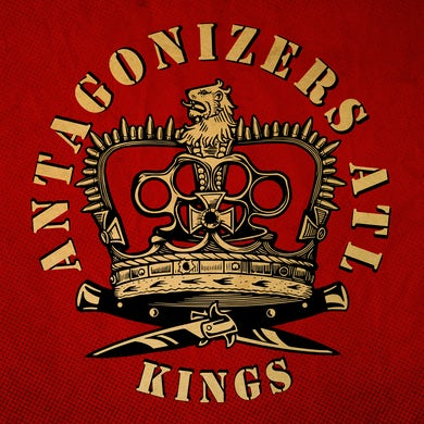 Antagonizers ATL - Kings LP (Vinyl)
