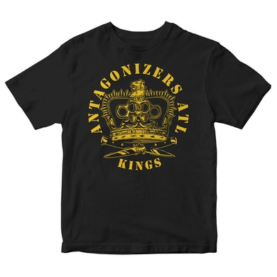 Kings - Black - T-Shirt