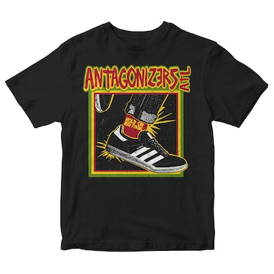 Antagonizers ATL - Hold Strong - Black - T-Shirt