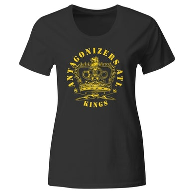 Antagonizers ATL - Kings - Black - T-Shirt - Fitted