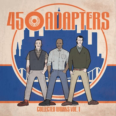 """45 Adapters - Collected Works 2x10"""""""