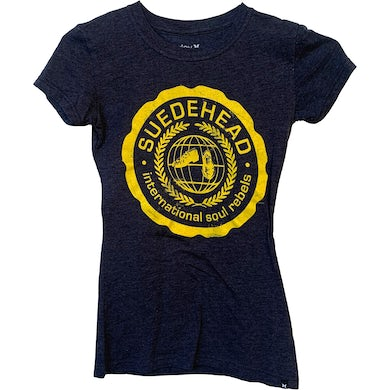 Suedehead - International Soul Rebels - T-Shirt - Fitted