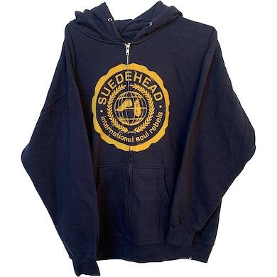 Suedehead - International Soul Rebels - Zip-Up Hooded Sweatshirt