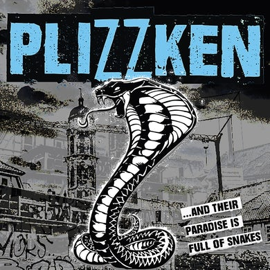 Plizzken - And Their Paradise Is Full of Snakes LP / CD