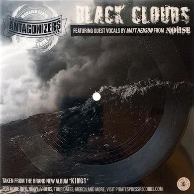 Black Clouds Picture Flexi