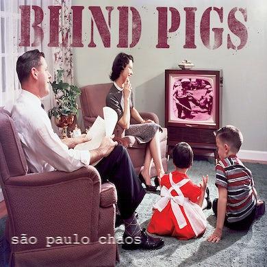 São Paulo Chaos LP (Vinyl)
