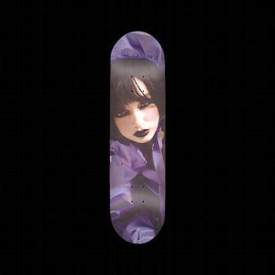 Poppy Skateboard Deck