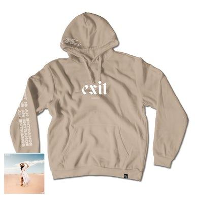 'Exit' Hoodie + Digital Album Bundle