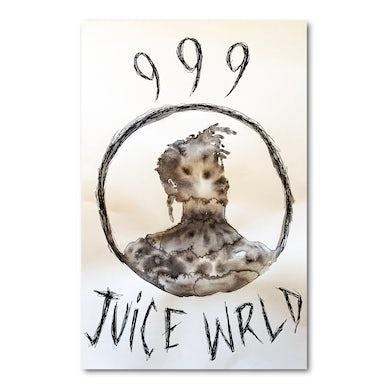 999 Juice WRLD Poster