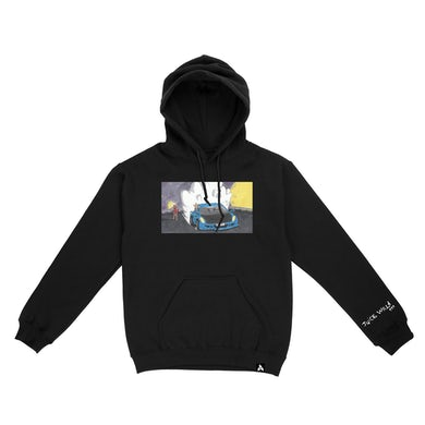 Juice WRLD GOODBYE & GOOD RIDDANCE HOODIE Black