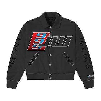 Juice WRLD GBGR RACING Jacket