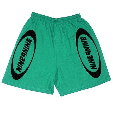 Juice WRLD NINE9NINE Shorts Green