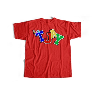 Lil Tjay Laneswitch Tee