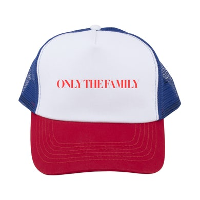 Only The Family Trucker Hat
