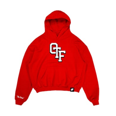 OTF The Voice Hoodie Red