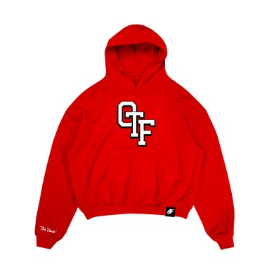 Lil Durk OTF The Voice Hoodie Red