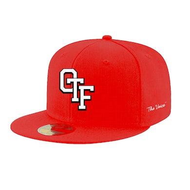 Lil Durk OTF Hat Red