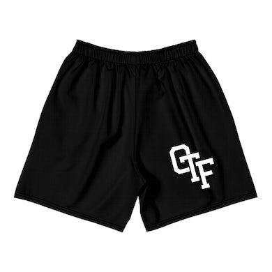 Lil Durk OTF Shorts in Black