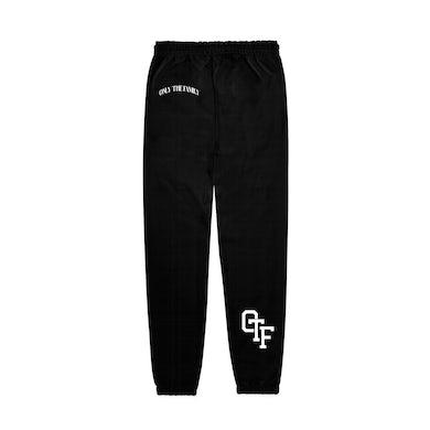 Lil Durk OTF Sweatpants in Black