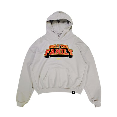 Lil Durk Only The Family Hoodie Grey