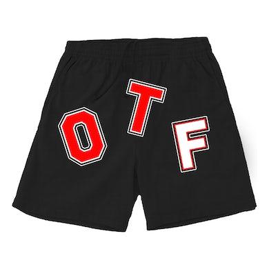 Lil Durk OTF BTS Shorts