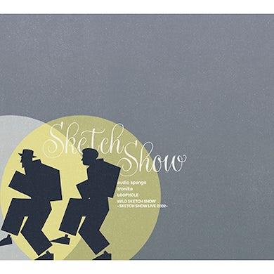 "Sketch Show [Limited Edition]""audio sponge"" ""tronika"" ""LOOPHOLE""(3CD+DVD)"