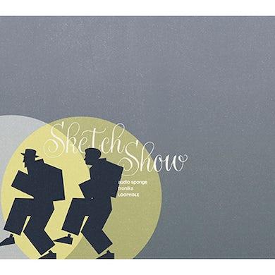 "Sketch Show ""audio sponge"" ""tronika"" ""LOOPHOLE""(3CD)"