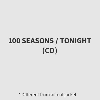Sandaime J SOUL BROTHERS from EXILE TRIBE 100 SEASONS / TONIGHT(CD)
