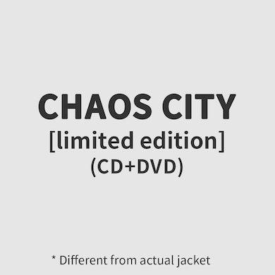 Imaiti Ryuji CHAOS CITY【Limited Edition】(CD+DVD)