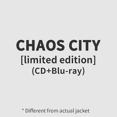 Imaiti Ryuji CHAOS CITY【Limited Edition】(CD+Blu-ray)