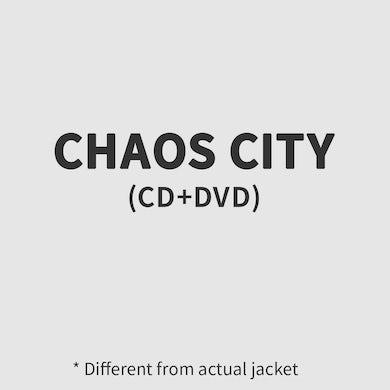 Imaiti Ryuji CHAOS CITY(CD+DVD)