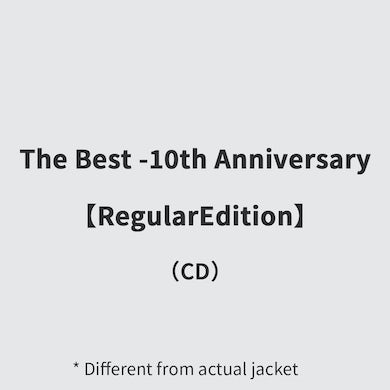 The Best -10th Anniversary-(RegularEdition)