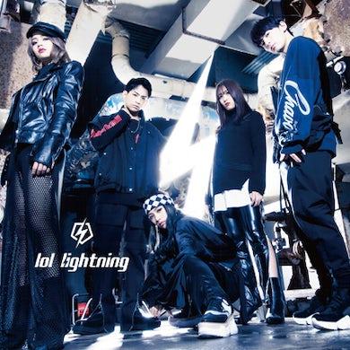 lightning【LIVE盤】(CD+DVD)