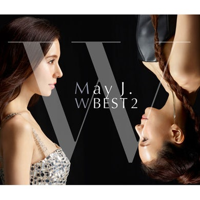 May J. W BEST 2 -Original & Covers-(2CD+2DVD)