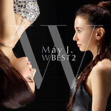 May J. W BEST 2 -Original & Covers-(2CD)