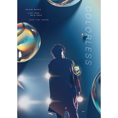 LIVE COLORLESS / The Choice is _____(Blu-ray Disc2枚組+CD4枚組)