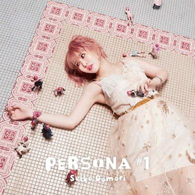 Seiko Oomori PERSONA #1(CD+Blu-ray)<LIVE FULL Blu-ray盤>