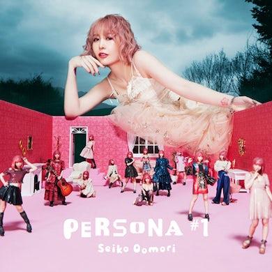 Seiko Oomori PERSONA #1(CD)