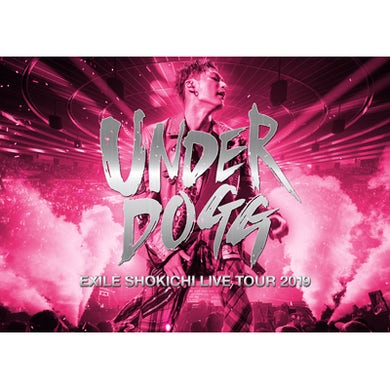 LIVE TOUR 2019 UNDERDOGG【Normal Edition】(2枚組DVD)